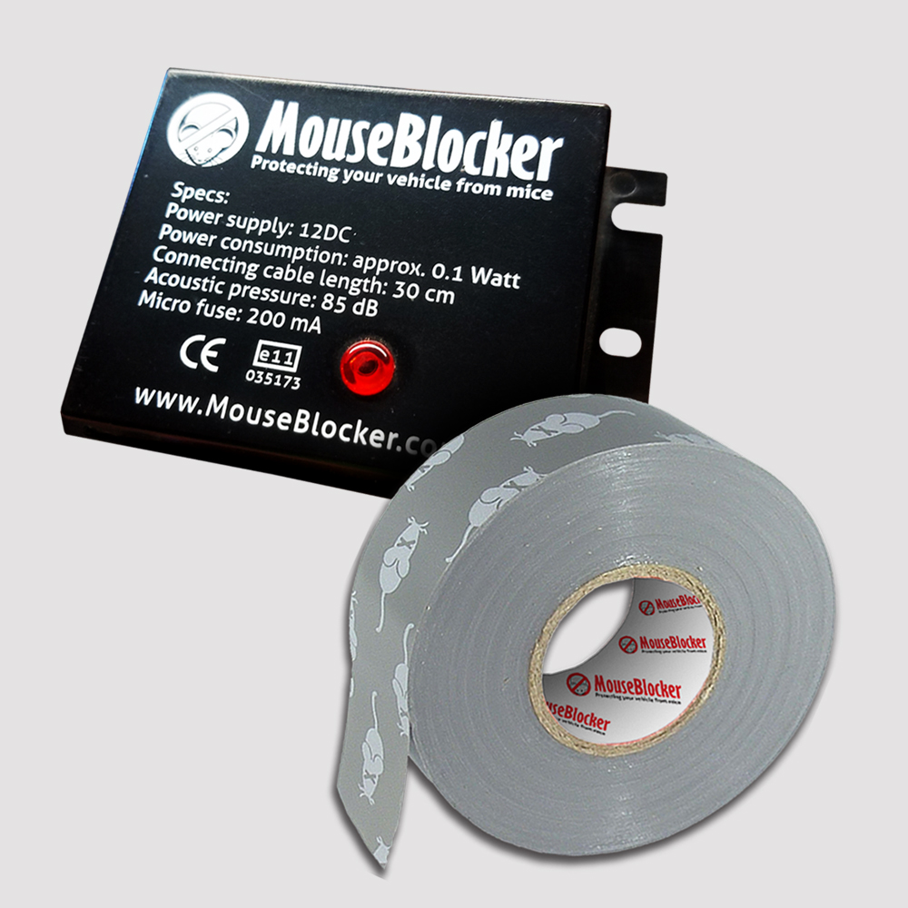Mouse Blocker – Protecting your vehicle